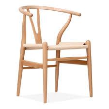 designs design wish holz esszimmerstuhl natürlicher gewebten sitz natur