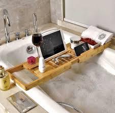 bambus badewanne tablett süßigkeiten bad tablett holz bad racks bad lagerung tablett holz bad wanne fach brücke regal veranstalter