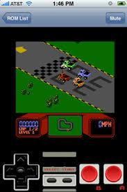 NES Emulator for iPhone • Ninteno 8 bit NES iPhone Emulator