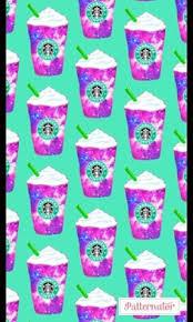 Drawn Starbucks Wallpaper 13