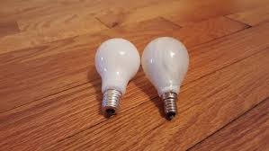 lighting what size bulb replaces these in a harbor beeze ceiling