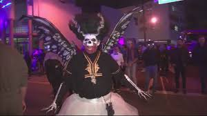 West Hollywood Halloween Carnaval 2017 by Cleanup Underway After West Hollywood U0027s Halloween Carnaval 2017