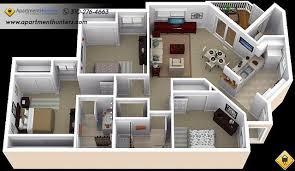 Enchanting 3 Bedroom Apartments In Orlando Bedroom Ideas