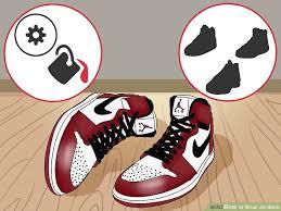 Image Titled Wear Jordans Step 2