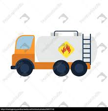 100 Panther Trucking Company Royalty Free Vector 26577132 Oil Truck Icon