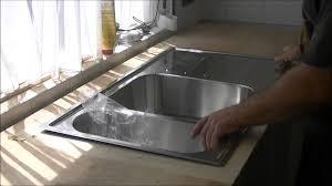 loch für spülbecken aussä arbeitsplatte küche teil 2