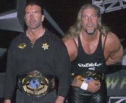 Halloween Havoc 1996 Outsiders by The Outsiders