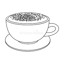 Coffee Clipart Cappuccino Cup Of
