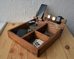 Dresser Valet Watch Box by Valet Box Etsy