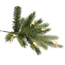 Artificial Douglas Fir Christmas Tree by Dual Light Christmas Tree Christmas Lights Decoration