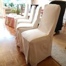 6 esszimmer stühle mit hussen