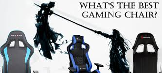 best computer gaming chair maxnomic vs dxracer vs akracing vs