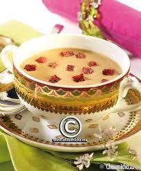 cuisine choumicha recette soupe de lentilles au saucisson sec de bœuf