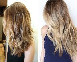 Dark Blonde Balayage Hair Colors 2017 Summer