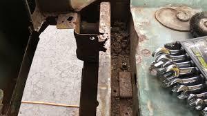 jeep cherokee floor replacement part 1 youtube