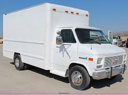 1993 GMC G3500 Vandura Box Truck | Item G5400 | SOLD! May 1 ... Gmc Box Van Truck For Sale 1141 Gmc Box Truck Mag Trucks Savanag3500 For Sale Tuscaloosa Alabama Price 13750 Year Used 2007 C7500 In New Jersey 11205 Box Truck Straight Tagged Make Bv Llc 2009 Gmc 3500 Savana Cube Van 16 Foot 1 Ton Cargo Huge Mag11282 2008 Truck10 Ft Used 1999 C6500 22 Ft Crew Cab Grip In Fontana Ca 1992 Vandura Vinsn2gtjg31kxn4525711 Sa Gas 2011 Savana G3500 For Sale 186953 Miles Boring Or 2018 New Canyon 4wd Short Diesel Slt At Banks Chevy 2017 Base Na Waterford 20357t Lynch Center