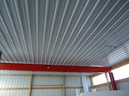 348168d1385847295-pole-barn-ceiling-shop-ceiling-002-jpg Pole Barn 40x64x16 Page 19 Hoosier Square Insulation Foam Polyurethane Indiana Insulateupgrade Existing Barnshop Building New 36x60 Advice On Venting And Spray Foam Insulation Audubon Ia Iowa Insulators Finished With Metal Liner Kit Clothes Pinterest Diy Barns 7 Reasons To Choose Steel Over Buildings Residential Barn Insulated Spray Td Fischer Insulate For Pole Rollup Doors