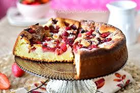 recette de cuisine gateau au yaourt gâteau au yaourt aux fraises le cuisine de samar