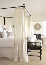 bed canopy curtains teawing co