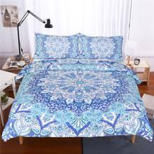 line Get Cheap Blue Paisley Bedding Aliexpress