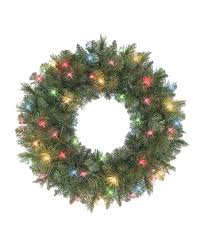 Pre Lit Christmas Tree Replacement Bulbs by Aster Pre Lit Artificial Christmas Wreaths Tree Classics