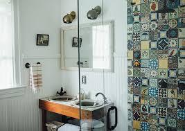 Bathroom Tile Colors 2017 by 15 Inspiring Tiled Bathrooms From Bold To Minimal U2013 Design Sponge