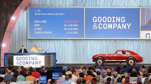 Top 50 car sales at the 2017 Amelia Island Auctions
