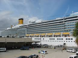 Cruise Ship Sinking 2016 by Costa U0027s Italian Style Cruises Return To Fort Lauderdale Sun Sentinel