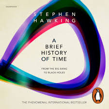 A Brief History Of Time Audiobook By Stephen Hawking 9781473541221