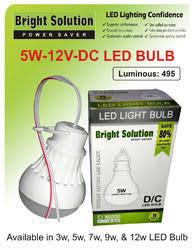 dc led bulb 5w 12v indoor lights lighting accessories
