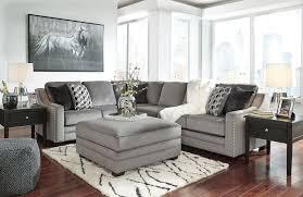 Ashley Hodan Microfiber Sofa Chaise by Ashley Furniture Sectionals Ashley Furniture Jayceon Laf Chaise