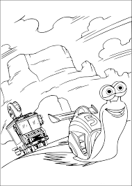 Awesome Coloriage Turbo L Escargot À Imprimer Belle Coloriage Turbo