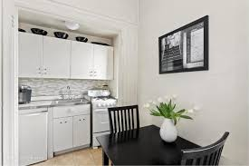 Studio Apartment Kitchen Ideas How To Maximize Space In A Small Nyc Kitchen