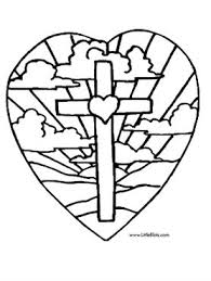 Easter Coloring Pages From Bible Story Printables