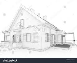 Computer Generated Transparent House Design Visualization Stock ... Drawing House Plans To Scale Free Zijiapin Inside Autocad For Home Design Ideas 2d House Plan Slopingsquared Roof Kerala Home Design And Let Us Try To Draw This By Following The Step Plan Unique Open Floor Trend And Decor Luxamccorg Excellent Simple Best Idea 4 Bedroom Designs Celebration Homes Affordable Spokane Plans Addition Shop Cad Stesyllabus