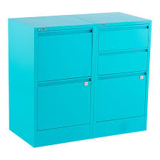 Bisley File Cabinet Wheels by Bisley Aqua 2 U0026 3 Drawer Locking Filing Cabinets The Container