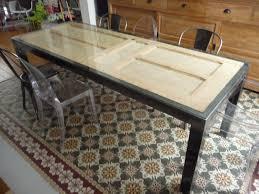 table cuisine originale table de salle à manger originale industriel