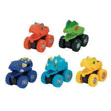 100 Dino Trucks Spark 5 Pcs Monster Tube By Spark Create Imagine