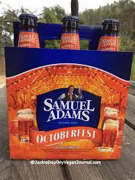 Sam Adams Harvest Pumpkin Ale Vs Oktoberfest by New Vegan Food For Fall At Trader Joe U0027s My Vegan Journal