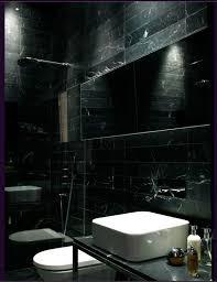 schwarze marmor badezimmer black marble bathroom green