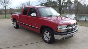 100 2000 Chevy Truck For Sale HD VIDEO CHEVROLET SILVERADO LS EXTENDED CAB TRUCK V8 FOR SALE