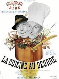 la cuisine au beurre de gilles grangier 1963 comédie