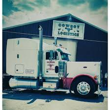 100 Logistics Trucking Cowboy Transportation Service Oneonta