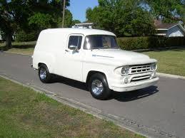 100 1959 Dodge Truck D100 Panel Van Antique And Classic Mopars Pinterest