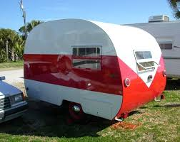 1951 Cozy Cruiser Vintage Trailer For Sale This Is A Predecessor Of The Shasta Small CampersRetro