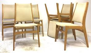 6 X Vintage Retro Mid Century 1960s Danish Solid Blonde Oak Erik ... Set Of Two Mid Century Modern Accent Chairs In Blonde Oak And Black Find More Table With Leaf 4 150 Poos New Price Shop Copper Grove Siuslaw Finished Ding Chair 2 Riga 5 Pce Suite Focus On Fniture Simpli Home Draper 7piece With 6 Upholstered Crown Range Ltd Scanstywheorblackdingchairwithnaturaloaklegs New Nord 79500 Port Extendable By Harry Ostergaard The Vintage Room Room Ideas Ladder Back