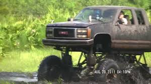 Scotty At The Mondex Mudding His Bad Ass Truck 4x4 - YouTube