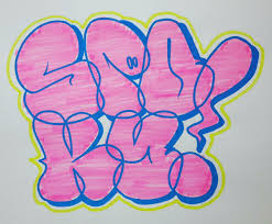 100 Grafitti Y Spoky Graffiti On Twitter S P O K Rapid Throwup RT