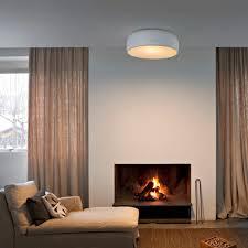 smithfield eco ceiling light no white by jasper morrison for flos