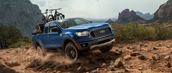 100 Build Ford Truck 2019 Ranger Midsize Pickup The AllNew Small Is